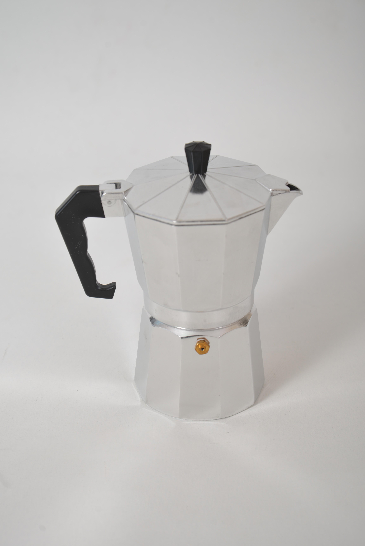 Espressor pentru cafea din aluminiu - 6 cesti